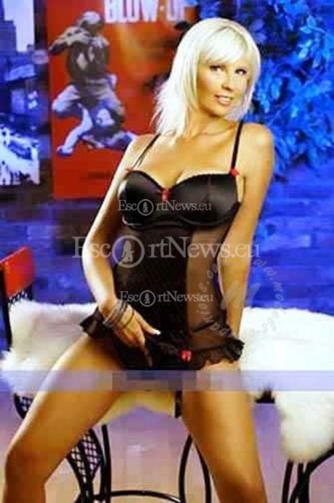 Escort in Budapest - Bettyna